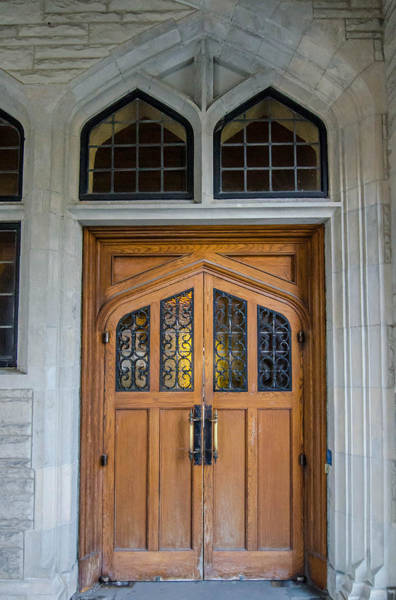 Photograph - Casa Loma Door by Guy Whiteley