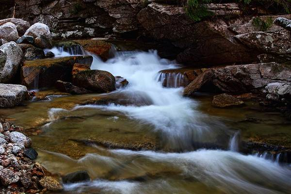 Photograph - Cascade Cascade by Mike Farslow