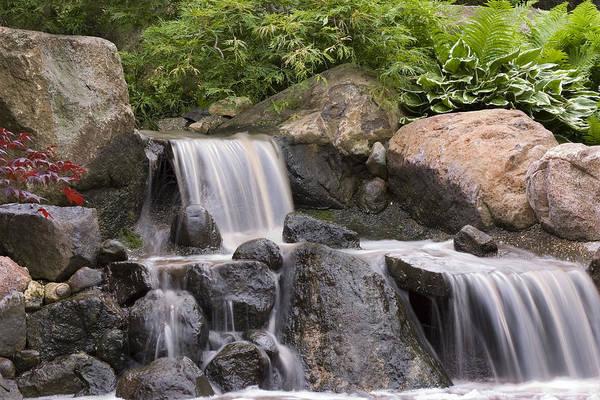 Photograph - Cascade Waterfall by Adam Romanowicz