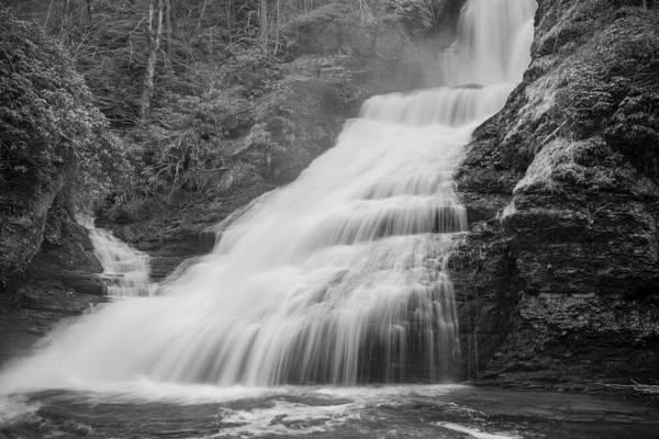 Delaware Park Wall Art - Photograph - Cascades by Kristopher Schoenleber