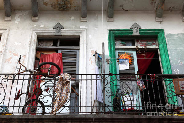 Photograph - Casco Viejo Balconies by James Brunker