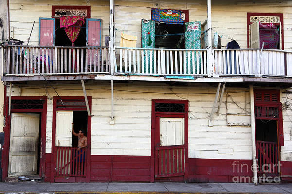 Photograph - Casco Viejo Panama City by James Brunker