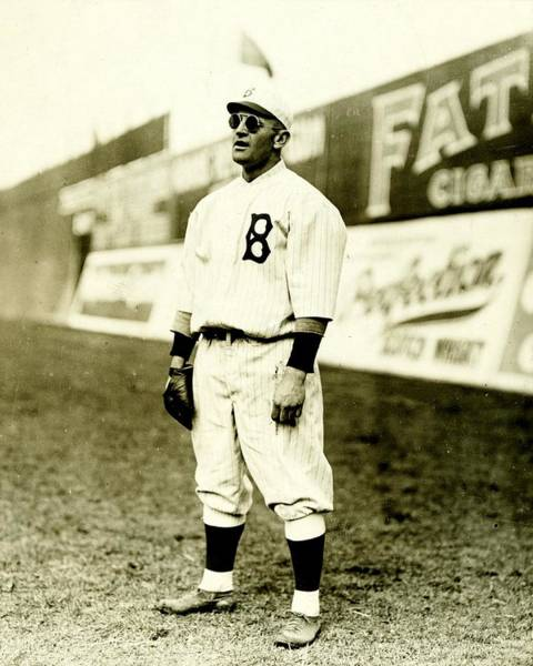 Brooklyn Dodgers Photograph - Casey Stengel by Benjamin Yeager