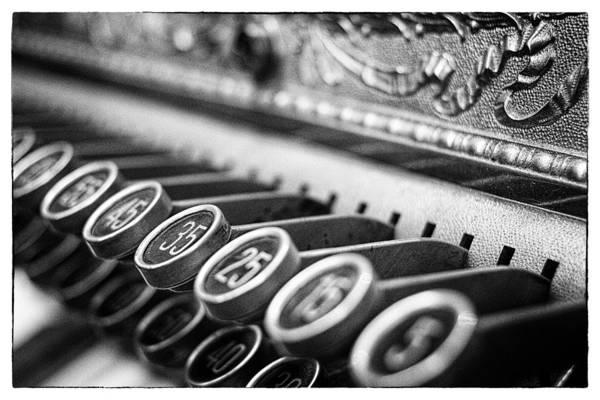 Photograph - Cash Register 35 by Michael Hope