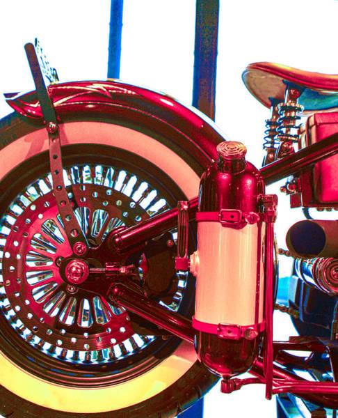 Photograph - Cash Wheels by Jeff Kurtz