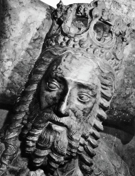 Wall Art - Photograph - Casimir IIi The Great (1309-1370) by Granger