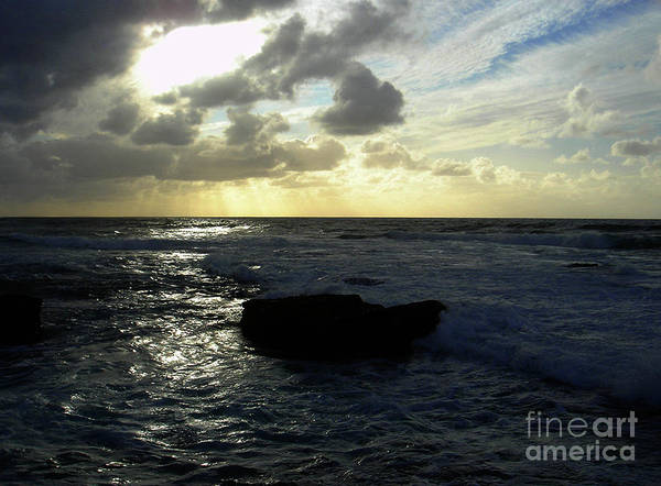 Photograph - Cast Your Light by Linda Shafer
