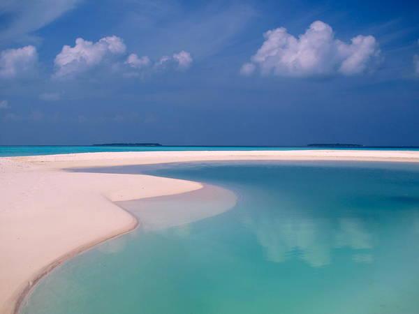The Maldives Photograph - Castaway Island Maldives 51 by Per Lidvall