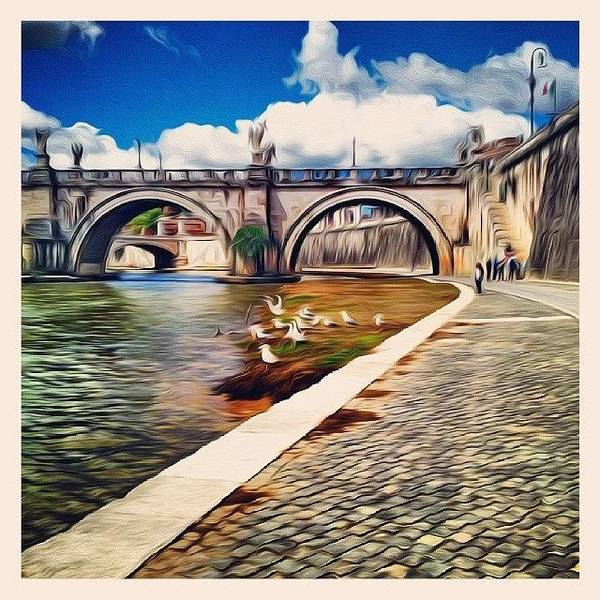 Wall Art - Photograph - Ponte Dell' Angelo by Matteo Barboni