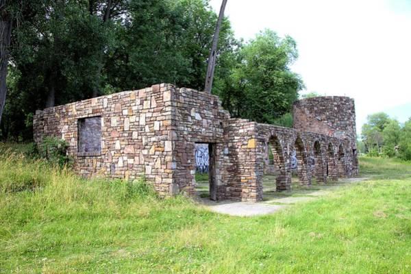 Photograph - Castle Ruins by Gordon Elwell