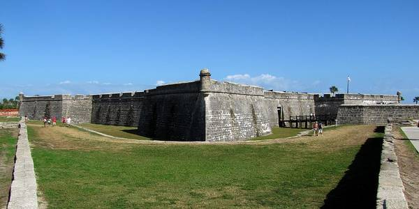 Photograph - Castillo De San Marcos by Keith Stokes