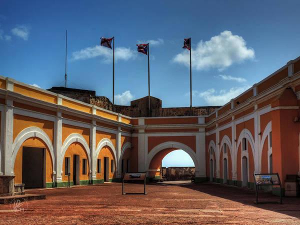 Photograph - Castillo San Felipe Del Morro 004 by Lance Vaughn