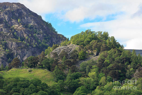 Wall Art - Photograph - Castle Crag In Borrowdale by Louise Heusinkveld