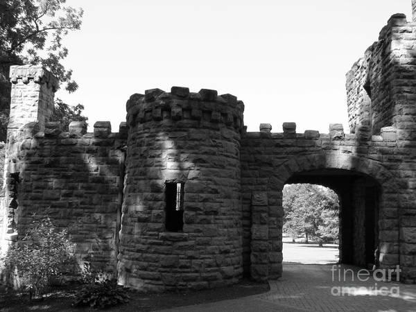 Wall Art - Photograph - Castle II by Michael Krek