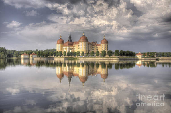 Residences Wall Art - Photograph - Castle In The Air by Heiko Koehrer-Wagner