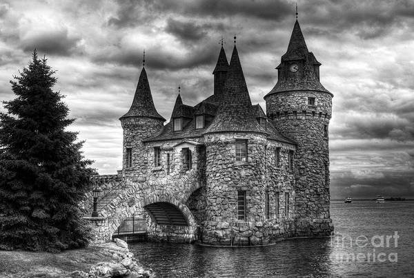 Photograph - Castle In The Sky by Mel Steinhauer