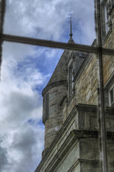Photograph - Castle Menzies From The Window by Jason Politte