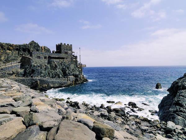 La Gomera Wall Art - Photograph - Castle Of Sea On La Gomera by Karol Kozlowski