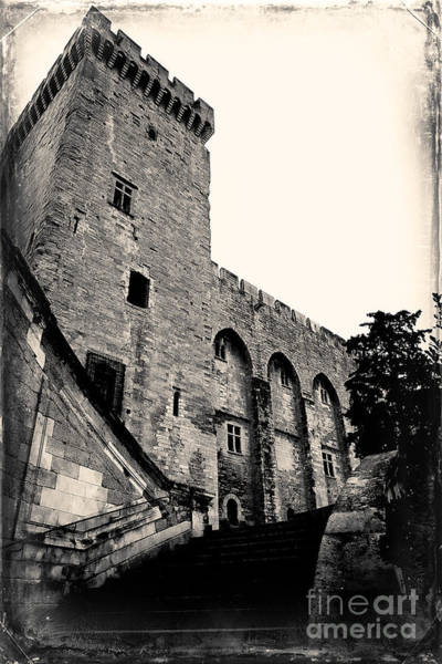 Photograph - Castle Stairs by John Rizzuto