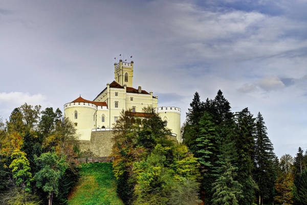 Photograph - Castle Trakoscan by Ivan Slosar