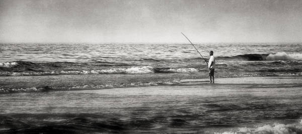 Photograph - Catch Of The Day by William Beuther