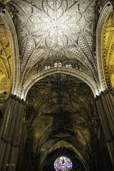 Catedral De Sevilla Wall Art - Photograph - Catedral De Sevilla - Spain by Madeline Ellis