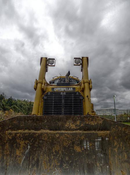 Photograph - Caterpillar Storm 3 by Richard Reeve