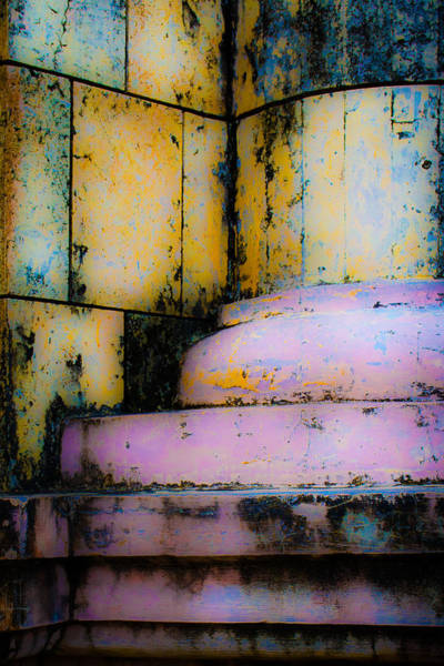 Photograph - Cathedral Corner Detail 1 by Michael Arend