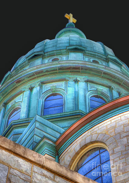 Cathedral Dome Art Print