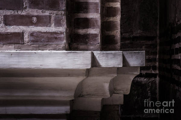 Photograph - Cathedral Interior Detail by Michael Arend