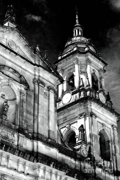 Photograph - Cathedral Of Bogota by John Rizzuto