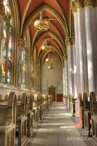 Wall Art - Photograph - Cathedral Of Saint Helena by Juli Scalzi