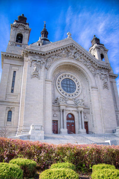 Cathedral Of Saint Paul II Art Print