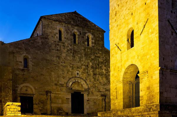 Photograph - Cathedral Of Santa Maria by Fabrizio Troiani