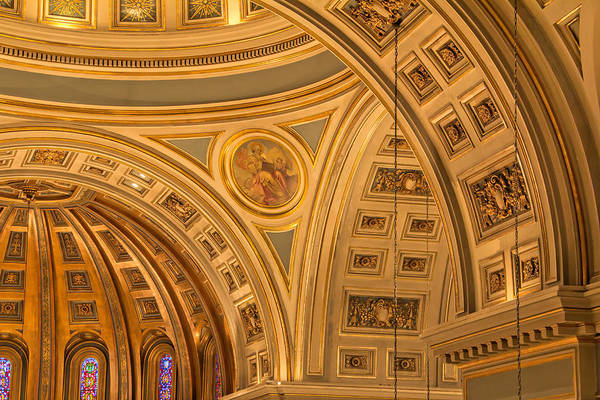 Photograph - Cathedral Of The Sacred Heart 3 by Jemmy Archer