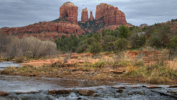 Photograph - Cathedral Rock by Darlene Bushue