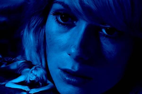 Digital Art - Catherine Deneuve In The Film Repulsion by Gabriel T Toro