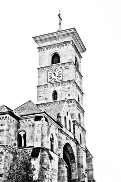 Wall Art - Photograph - Catholic Cathedral In Alba Iulia by Gabriela Insuratelu