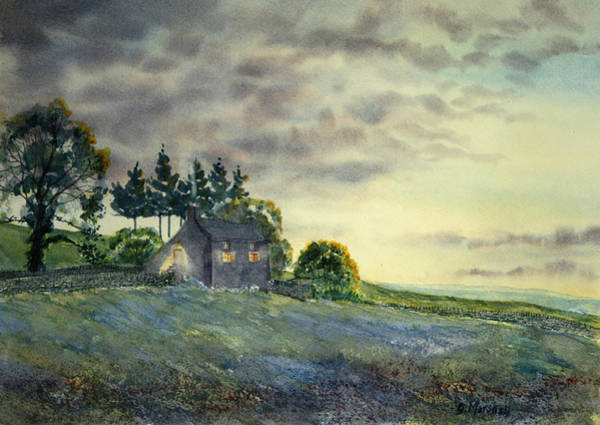 Painting - Cathy Come Home by Glenn Marshall