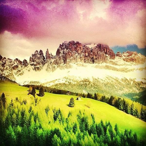 Wall Art - Photograph - Catinaccio - Dolomiti. Alto Adige - by Luisa Azzolini