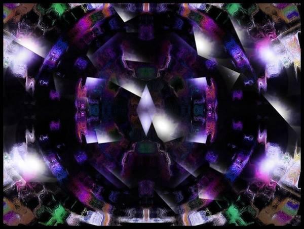 Essence Digital Art - Cauldron Of Time by Chamaigne Stone