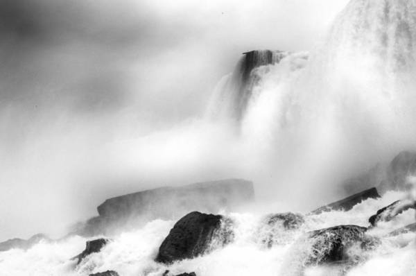 Niagara Falls State Park Photograph - Cave Of The Winds by Susan Capuano