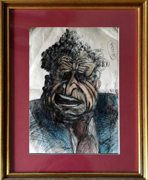 Ceausescu Wall Art - Mixed Media - Ceausescu by Horatiu Malaele