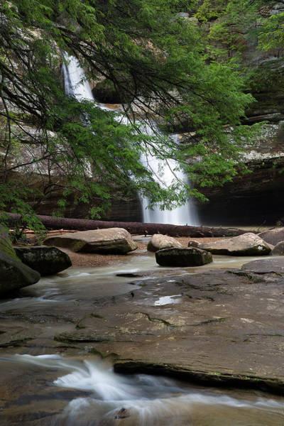Photograph - Cedar Falls by Dale Kincaid