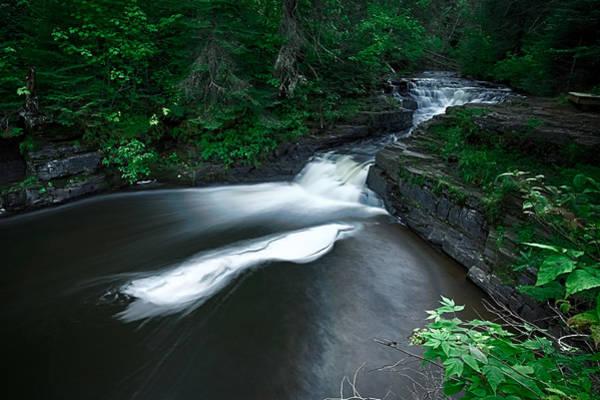 Canon Eos 6d Photograph - Cedar Falls by Jakub Sisak