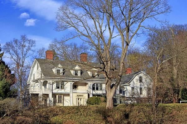 Photograph - Cedarmere - William Bryant House by Bob Slitzan