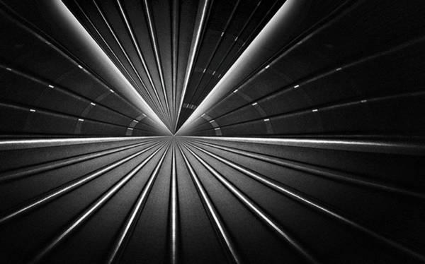 Wall Art - Photograph - Ceiling by Jutta Kerber