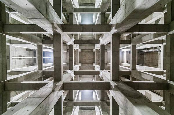 Wall Art - Photograph - Ceiling by Kobayashi Tetsurou