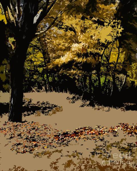 Olive Branch Digital Art - Celebrating The Fallen - Variant 09 by Phillip Ogden