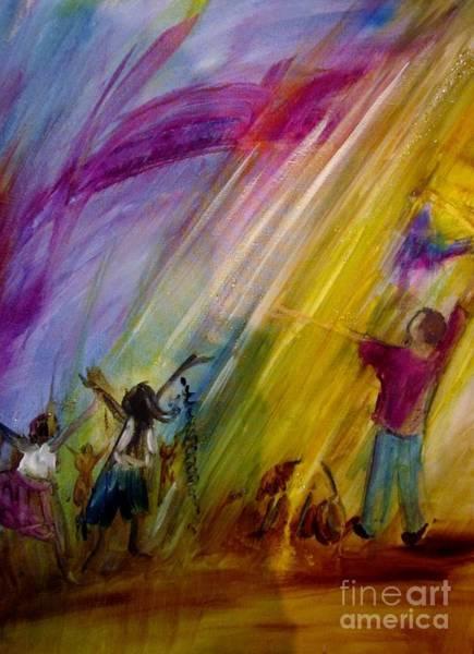 Painting - Celebration by Deborah Nell